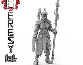 Ildyn Tseia - Female Farseer 3D print model