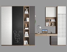 3D model Kids Furniture Composition 89