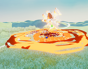 3D model VOXY - explosions kit