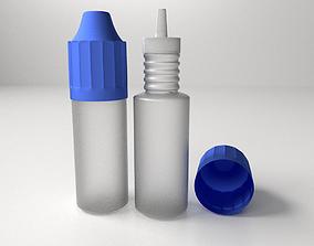3D model E-Liquid Bottle