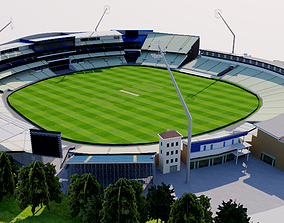 Edgbaston Cricket Ground - Birmingham 3D
