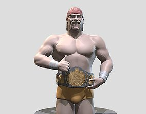 3D printable model hULK HOGAN