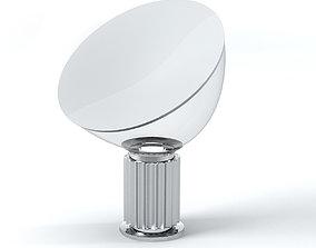 Flos Taccia Floor Table Lamp 3D