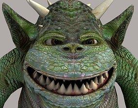 Goblin Chizbolt for Unity 3D model