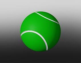 3D print model Tennis Ball