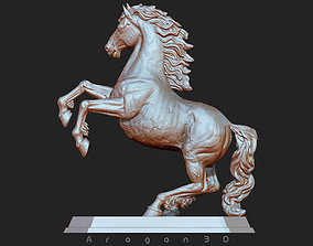 Horse print ready Stand Pose