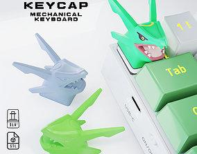 Rayquaza - Keycap 3D for mechanical keyboard - Pokemon