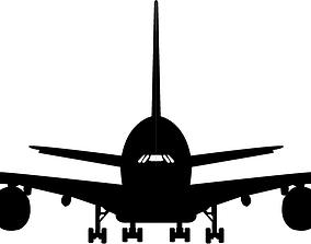 3D printable model Airbus A380