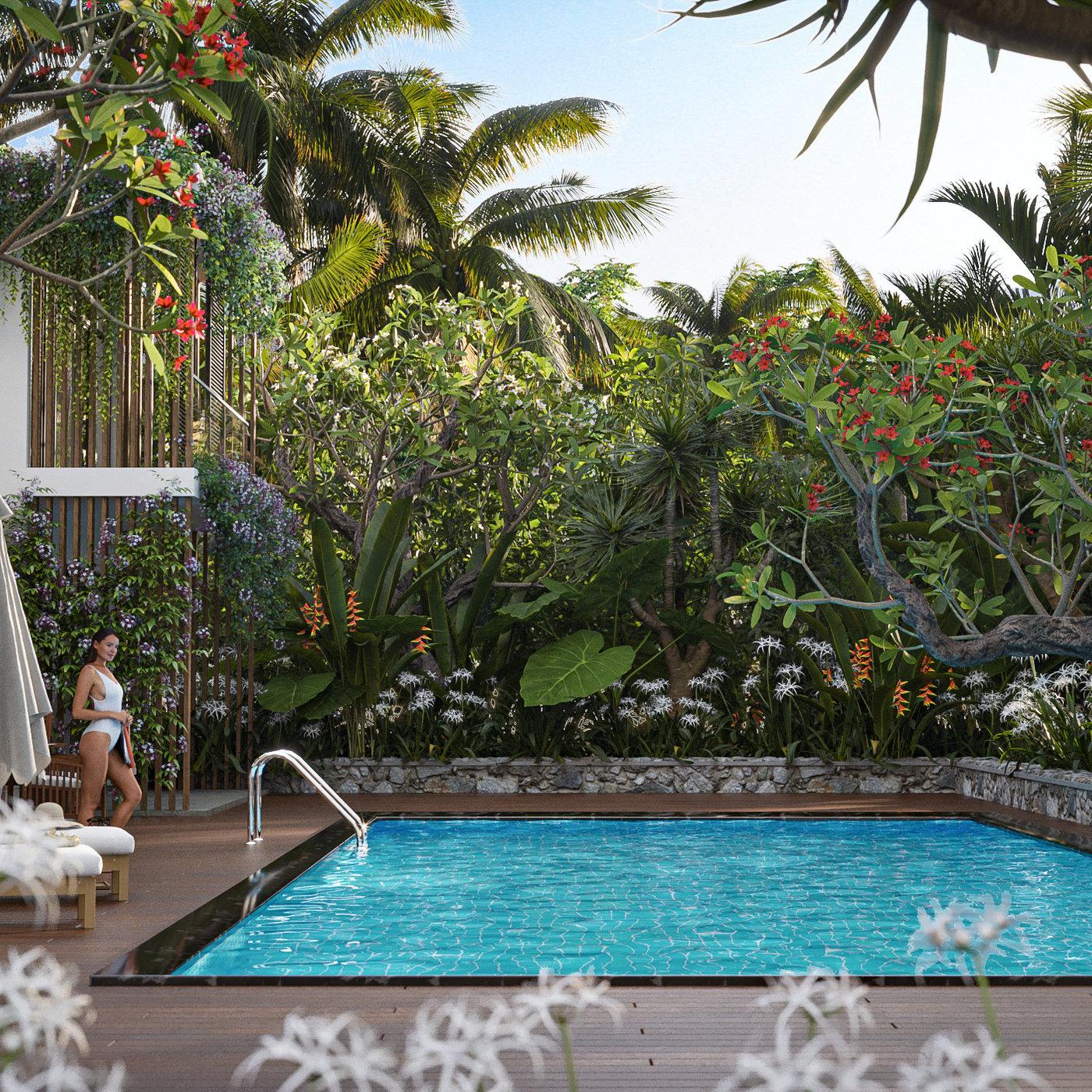 Resort Plants