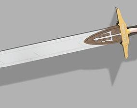 3D printable model Percy Jackson Sword Riptide Inspired 2