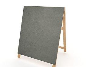 Menu Board 3D