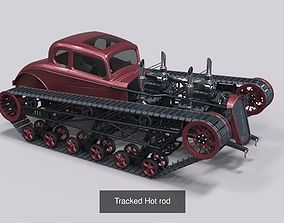 Mud vehicles collection 3D power