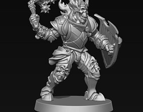 3D print model Lich King