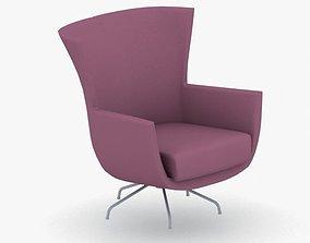 3D asset 0460 - Armchair