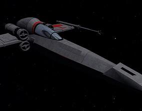 3D model STAR WARS - Z95 HEADHUNTER