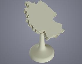 3D print model Little Germany