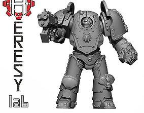 HeresyLab Talon Meka MK1 3D print model HL124