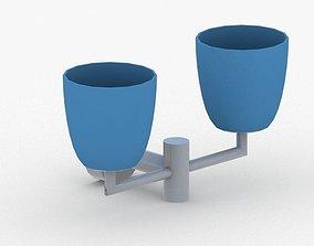1464 - Bra Lamp 3D model