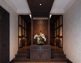 3D model Altar room
