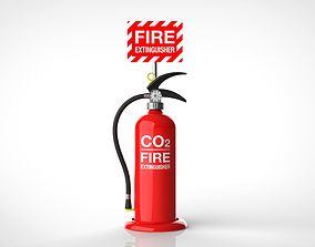 Fire extinguisher rescue 3D