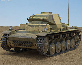 Panzer II 3D