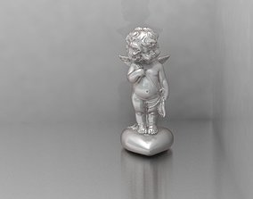 Angel of Cupid 3 3D print model