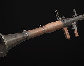 RPG-7 3D asset