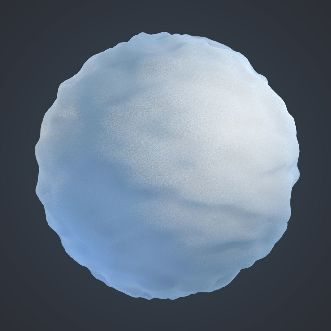 Snow Textures Pack PBR