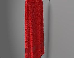 Towel Hung 3 3D model