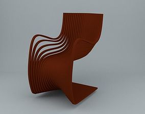 3D asset realtime Pipo Chair