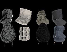 3D print model Furniture chairs