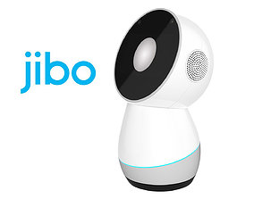 Jibo Robot 3D model