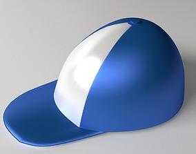 baseball 3D model Baseball Cap