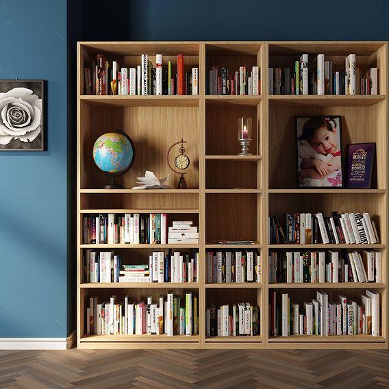Classic Book Shelf