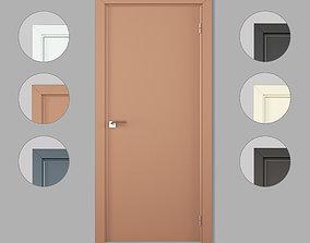 Doors - ProfilDoors Series E model E1 3D