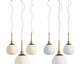 3D Suspension Light Erich Maytoni Modern