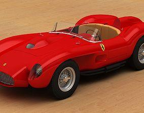 Ferrari 250 TR full 3D printable