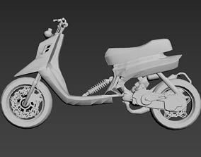 mbk booster spirit rx SPITRO 3D print model
