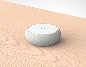 smart speaker 3D