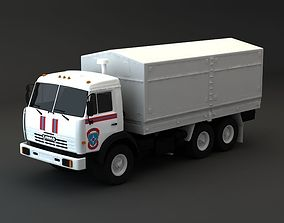 Kamaz Modify Salvation 3D model