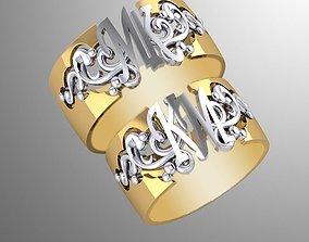 3D print model Ring dp 23