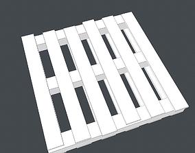 3D model Free Pallet