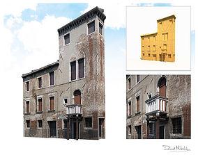 Apartment House 174 Low Poly 3D asset