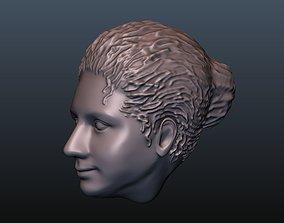 3D print model Woman Head 13