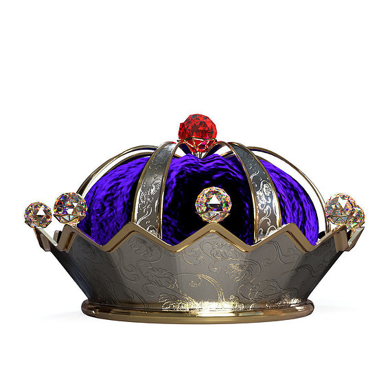 Classic Royal Crown