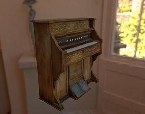 3D model Organ by Wood