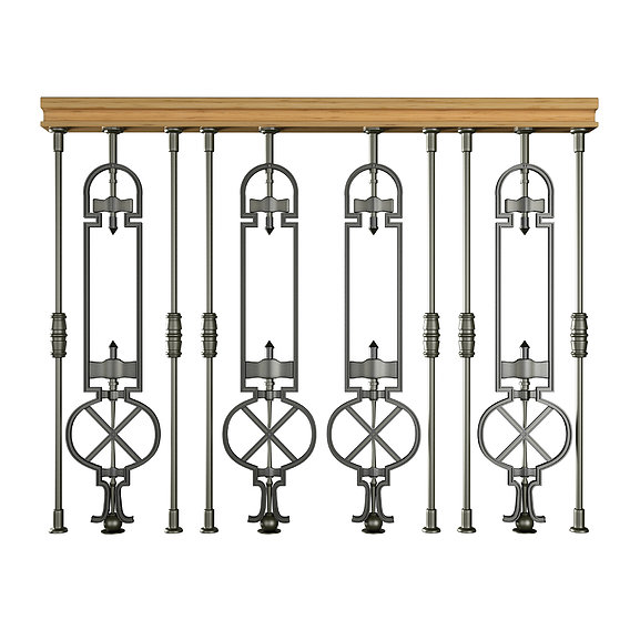 Wrought Iron Bundle