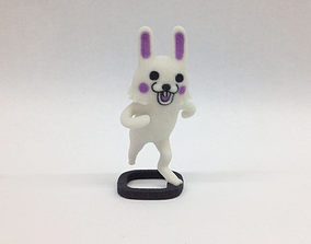 3D print model Yuri Bunny of the Pedo Pals