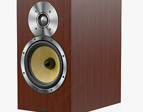 Bowers and Wilkins CM 5 Wenge 3D