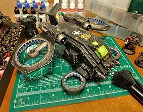 Storm Raven or Storm Eagle Upgrade Kit 3D print model